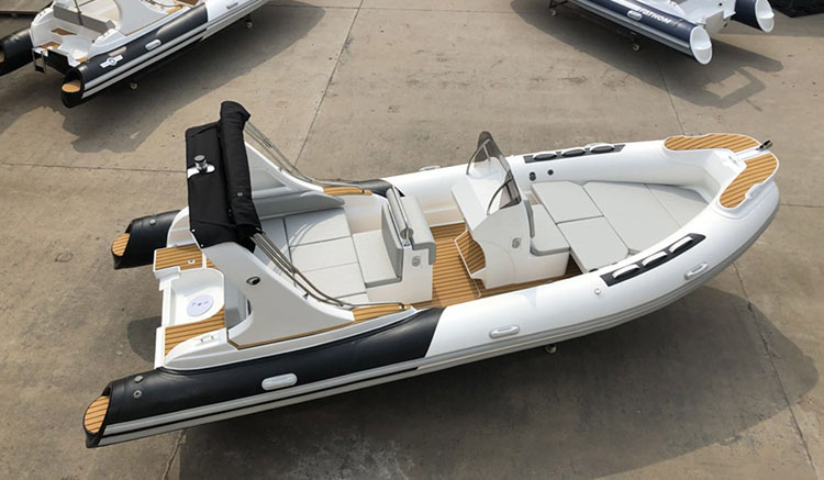 Liya 22ft 6.6m luxury rib boats feedback